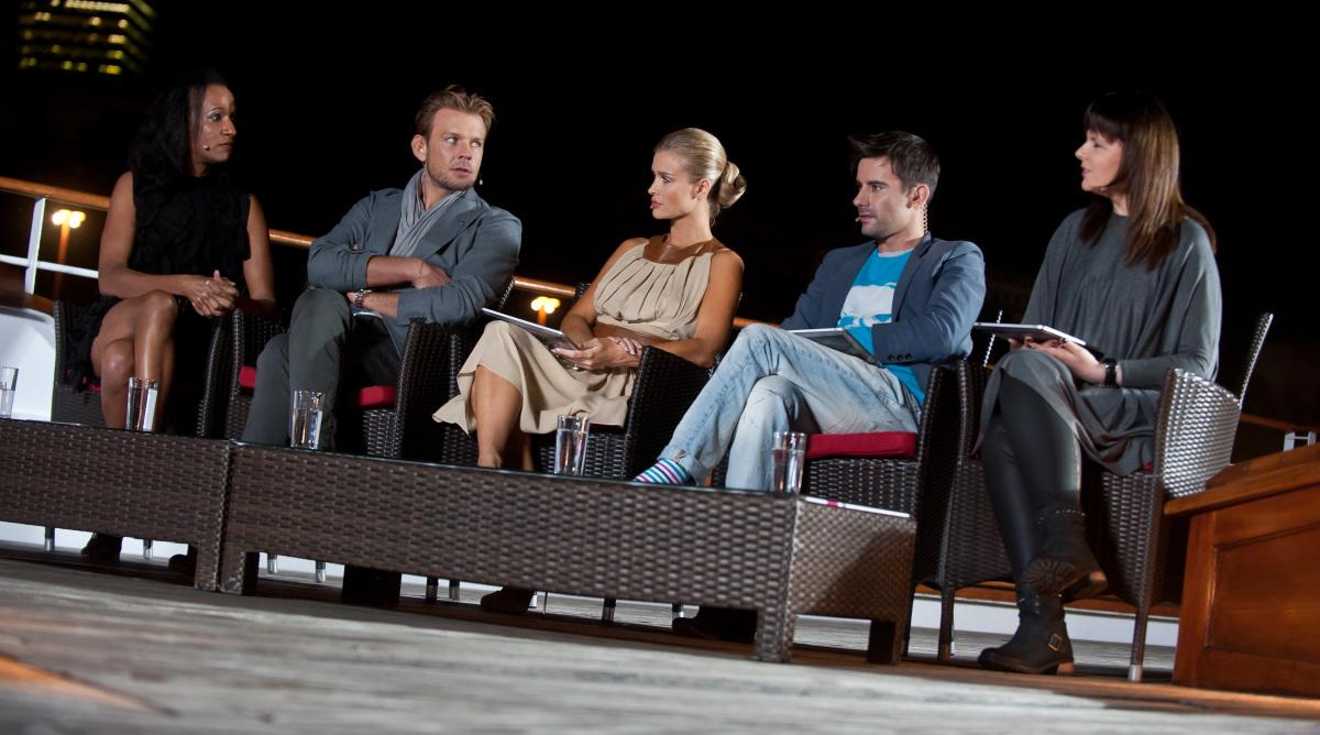 Dyskusja jurorów